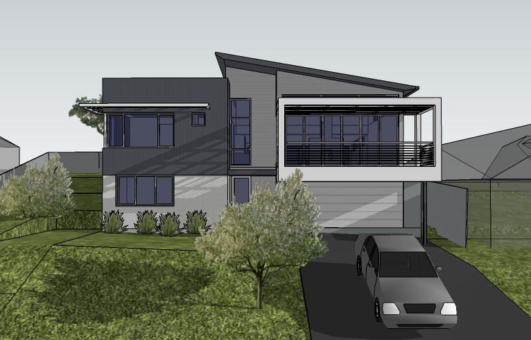 On The Drawings Board Brooklyn Drive Gpg Architecture And Design